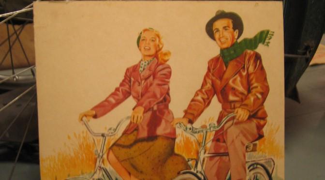 1950-talet var mopedens era