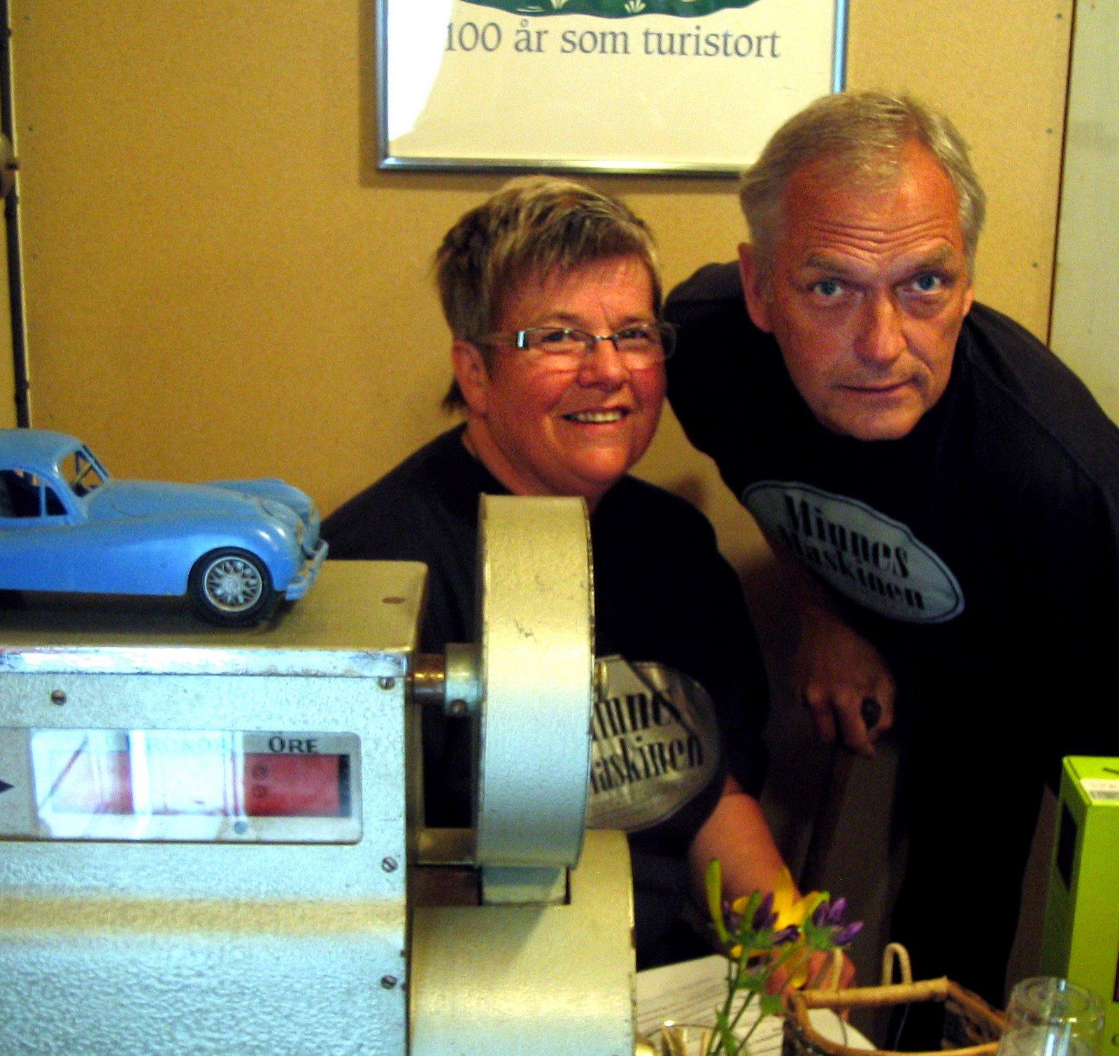 Ulla och Bengt